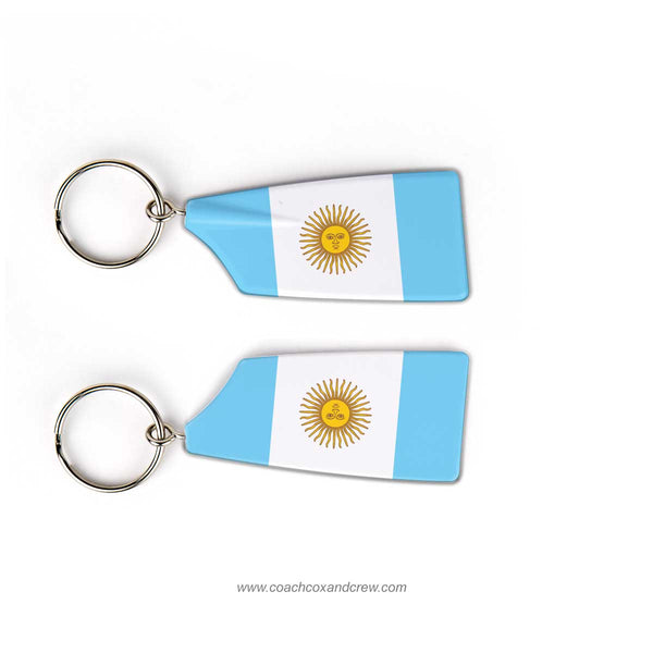 Argentina National Rowing Team Keychain