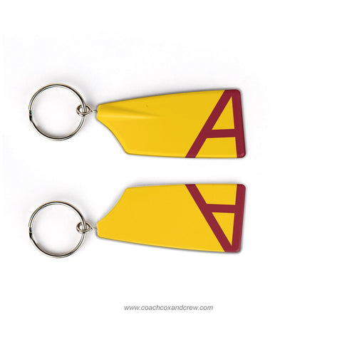 Arlington High School Rowing Team Keychain (NY)