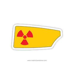 Atomic Rowing Women Oar Sticker (TN)