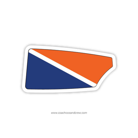 Auburn University Oar Sticker (AL)