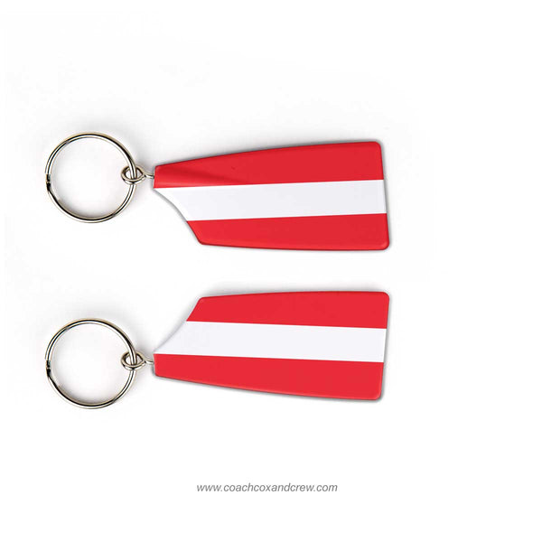 Austria National Rowing Team Keychain