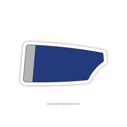 Baldwin School Crew Oar Sticker (PA)