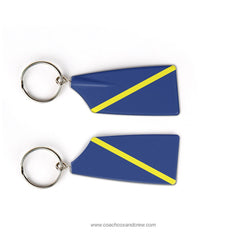 Bantam Boat Club Rowing Team Keychain (CT)