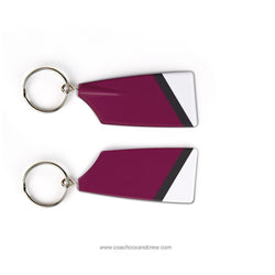 Bates-College Rowing Team Keychain (ME)