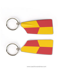 Bay Area Rowing Club of Houston Rowing Team Keychain (TX)