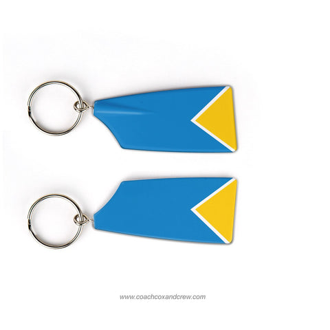 Beacon High School Rowing Team Keychain (NY)