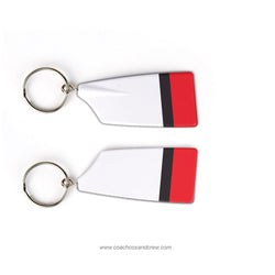 Bedford Crew Club Rowing Team Keychain (NH)