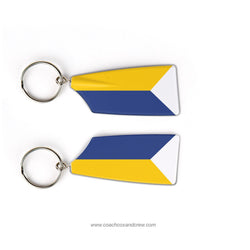 Belleville High School Rowing Team Keychain (NJ)