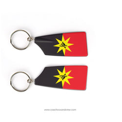 Bergen County Rowing Academy Rowing Team Keychain (NJ)