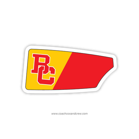 Bergen Catholic High School Oar Sticker (NJ)