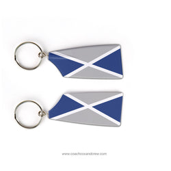 Berry College Rowing Team Keychain (GA)