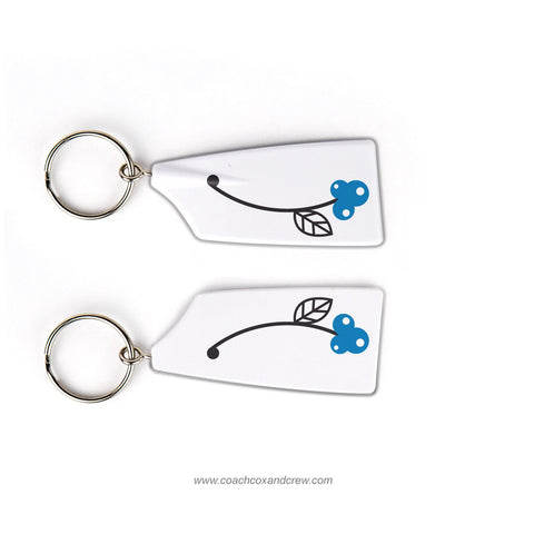 Berry Hill Boat Club Rowing Team Keychain (NY)