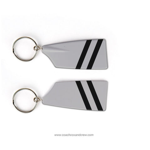 Black Swamp Rowing Rowing Team Keychain (OH)