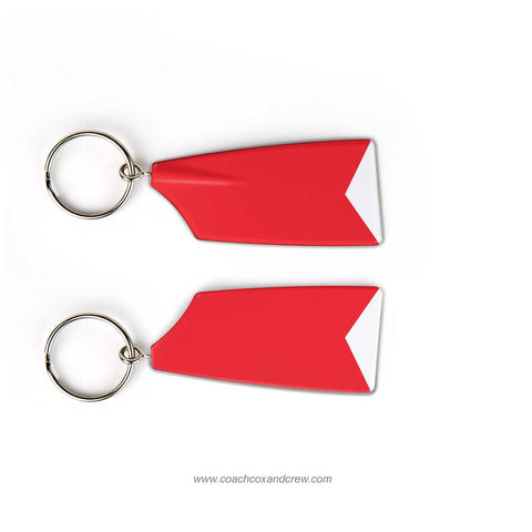 Blair High School Rowing Team Keychain (MD)