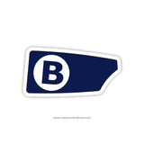 Blair Academy Crew Oar Sticker (NJ)
