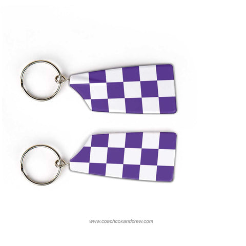 Boston Latin School Rowing Team Keychain (MA)