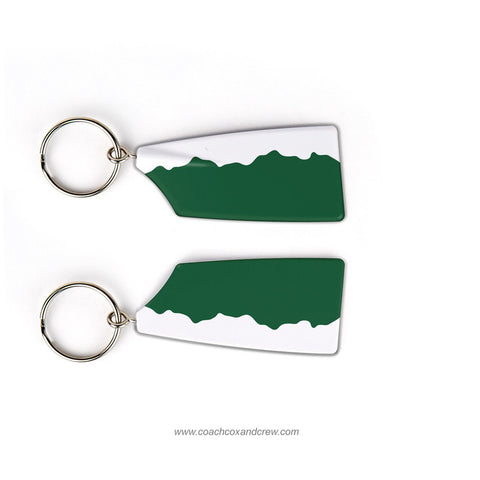 Boulder Community Rowing Rowing Team Keychain (CO)