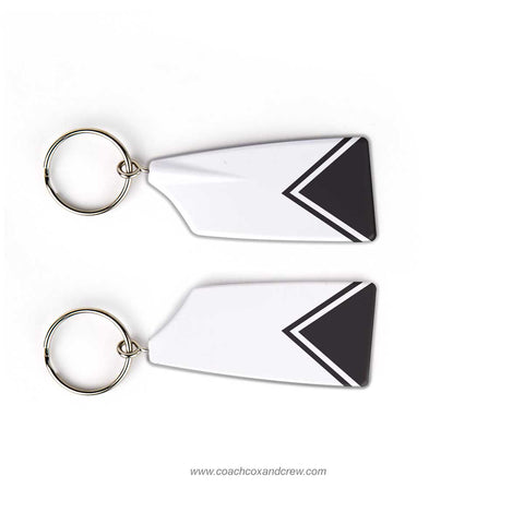 Brandeis University Rowing Team Keychain (MA)