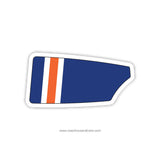 Briar Woods Crew Club Oar Sticker (VA)