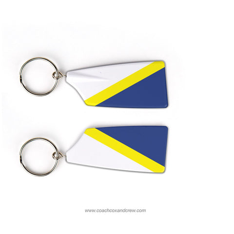 Brighton Rowing Club Rowing Team Keychain (NY)