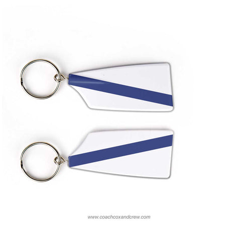 Brock University Rowing Team Keychain (CAN)