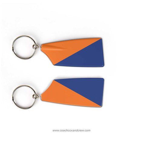 Bucknell University Rowing Team Keychain (PA)