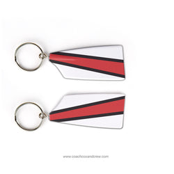 Buffalo Seminary Rowing Team Keychain (NY)