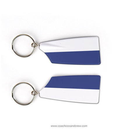Bulldog Rowing Club Rowing Team Keychain (NJ)