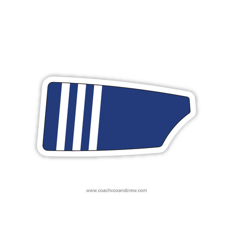 Butler University Oar Sticker (IN)