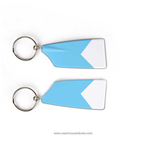 CRI Row Boston Rowing Team Keychain (MA)