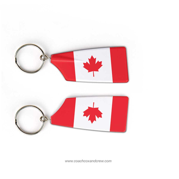 Canada National Rowing Team Keychain