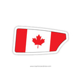 Canada National Team Oar Sticker