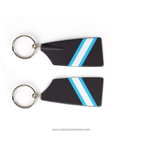 Canterbury School Rowing Team Keychain (CT)
