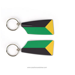 Cape Fear River Rowing Club Rowing Team Keychain (NC)