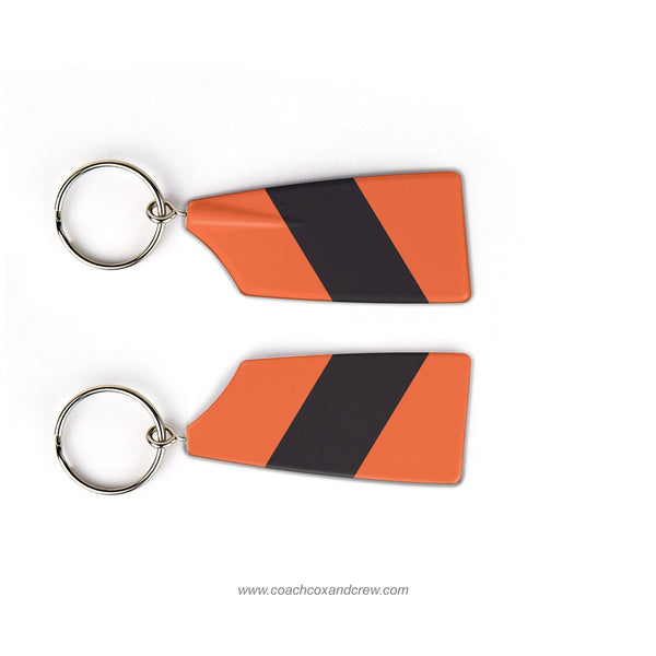Carnegie Lake Rowing Association Rowing Team Keychain (NJ)