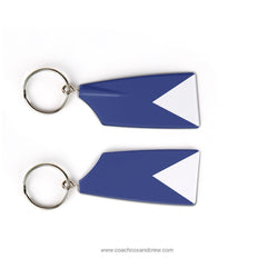 Catawba Yacht Club Rowing Team Keychain (NC)