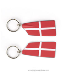 Catholic University of America Rowing Team Keychain (DC)