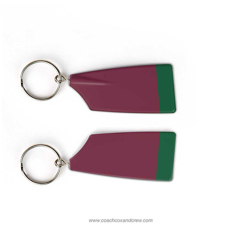 Cedar Creek High School Girls Rowing Team Keychain (NJ)