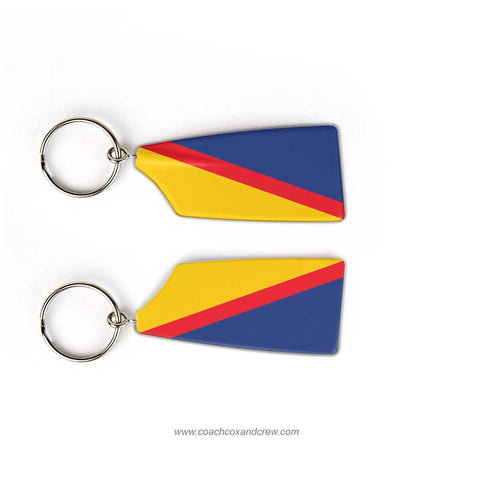 Central Pennsylvania Rowing Association Rowing Team Keychain (PA)