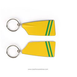 Charlotte Rowing Club Rowing Team Keychain (SC)
