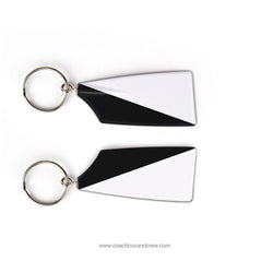 Charlotte Youth Rowing Rowing Team Keychain (NC)