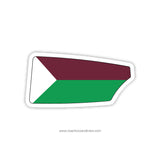 Chautauqua Lake Rowing Club Oar Sticker (NY)