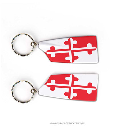 Chester River Rowing Club Rowing Team Keychain (MD)