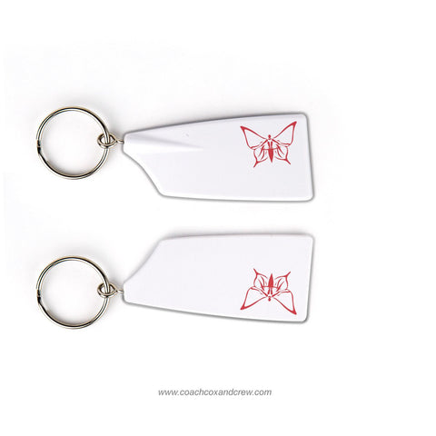 Chicago Training Center Rowing Team Keychain (IL)