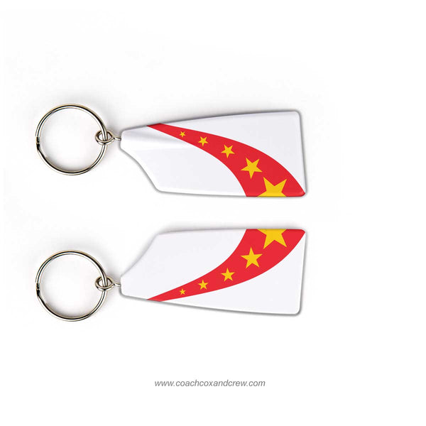 China National Rowing Team Keychain
