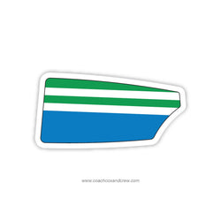 Churchill Crew Oar Sticker (MD)