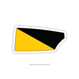 Clarkstown High School Crew Oar Sticker (NY)