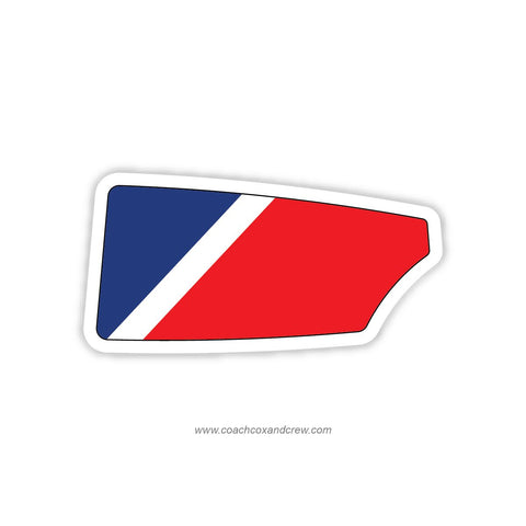 Cold Spring Harbor High School Oar Sticker (NY)