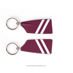 Colgate University Crew Rowing Team Keychain (NY)