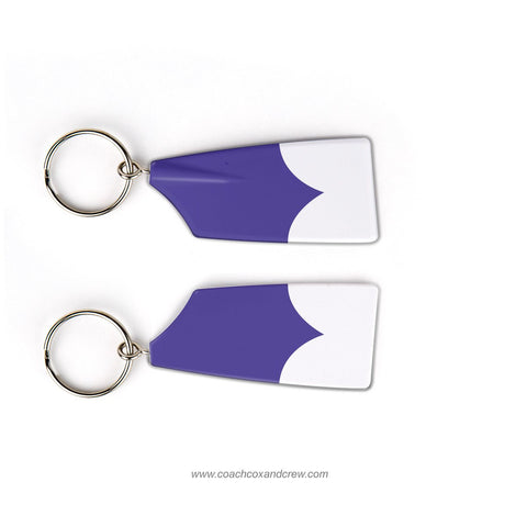 College of the Holy Cross-Men Rowing Team Keychain (MA)